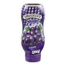 Smucker's Squeeze Grape Jelly, 20 oz