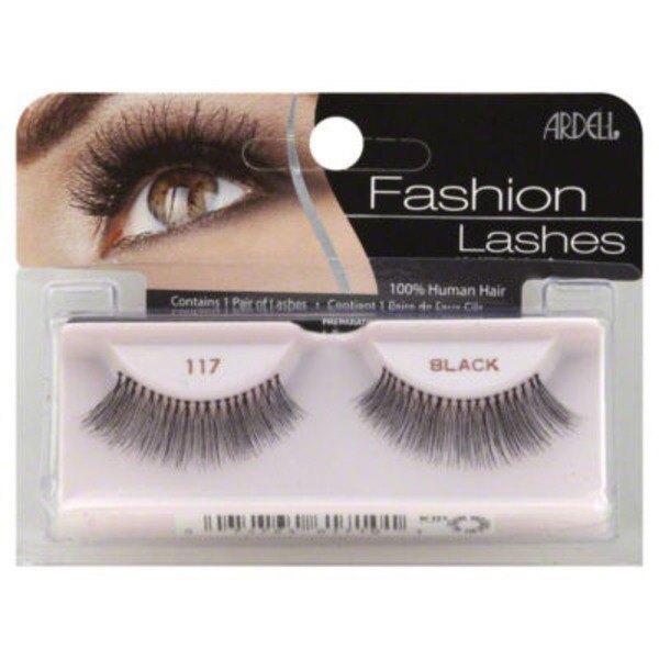 Ardell Fashion Lashes, Black 117