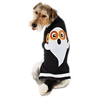 Extra-Large Halloween Boo Sweater