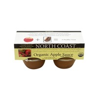 North Coast Organic Cinnamon Apple Sauce