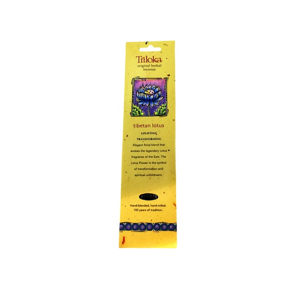Triloka Tibetan Lotus Sticks