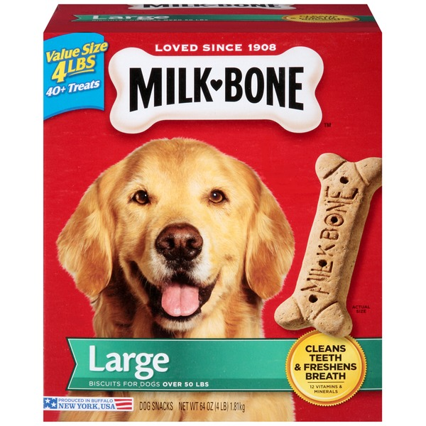 Milk-Bone Original Large Biscuits Dog Snack