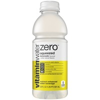 Glaceau Vitaminwater Zero Squeezed Lemonade