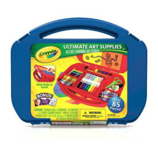 Crayola Ultimate Art Supply Case