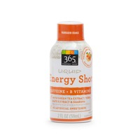 365 Orange Liquid Energy Shot