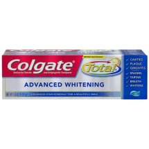 Colgate Total Advanced Whitening Gel Toothpaste - 4 oz