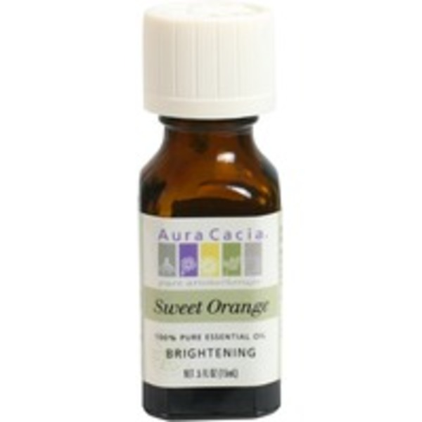 Aura Cacia Orange (Sweet) Essential Oil