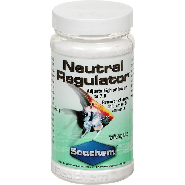 Seachem Neutral Regulator Adjusts High or Low Ph to 7.0