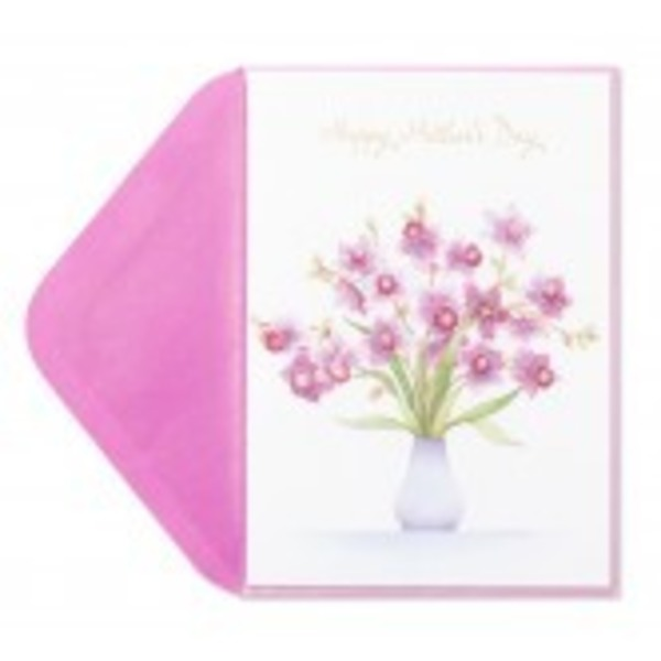Papyrus Everyday Cards Pink Orchid