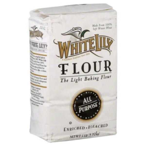 White Lily Flour All Purpose