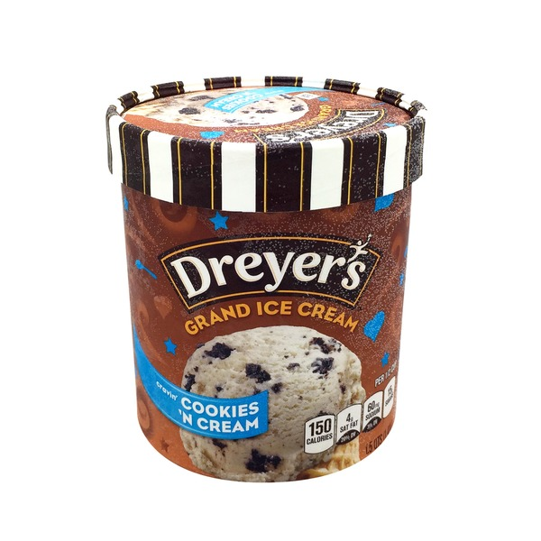 Dreyer's Cookies 'N Cream