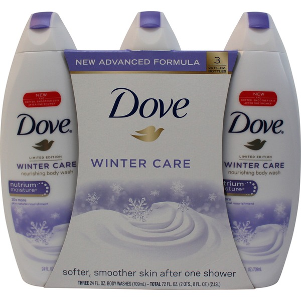 Dove Winter Care Bodywash From Costco In Houston, TX