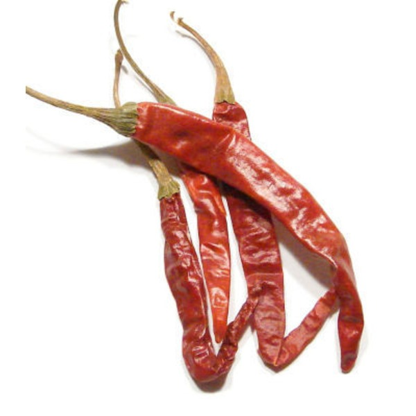Dry Arbol Peppers