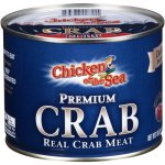 Chicken of the Sea Premium Crab Real Claw Crab Meat, 16 oz