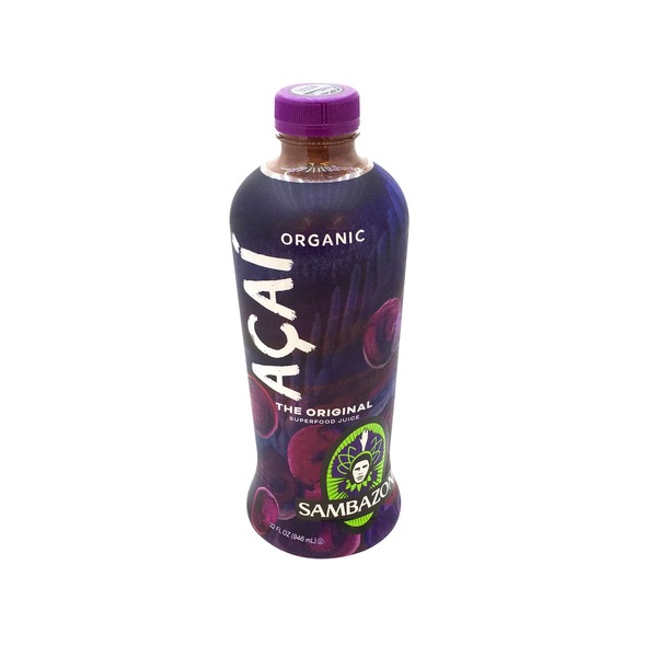 Sambazon Organic Acai Superfood Juice The Original