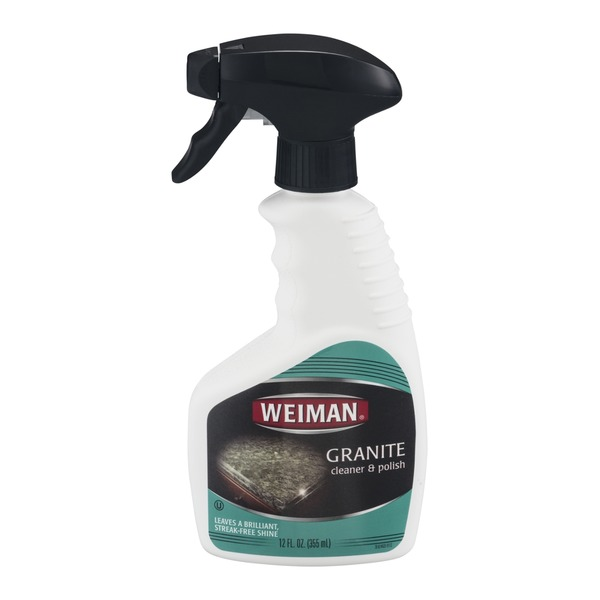 Weiman Granite Cleaner & Polish