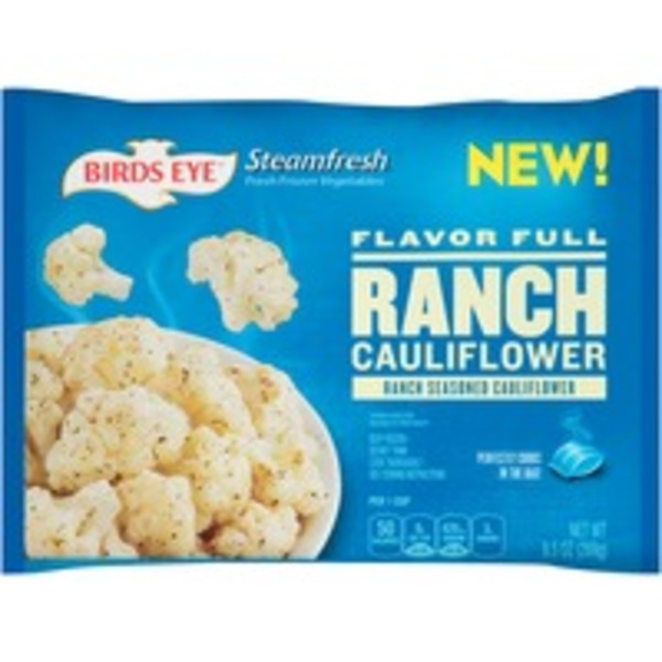 Steamfresh Flavor Full Ranch Cauliflower