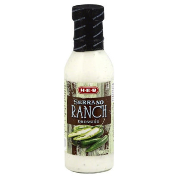H-E-B Serrano Ranch Dressing