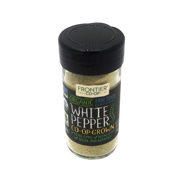 Frontier Ground White Pepper