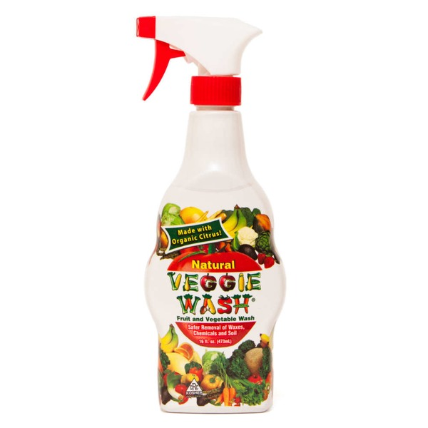 Citrus Magic Natural Fruit & Vegetable Wash