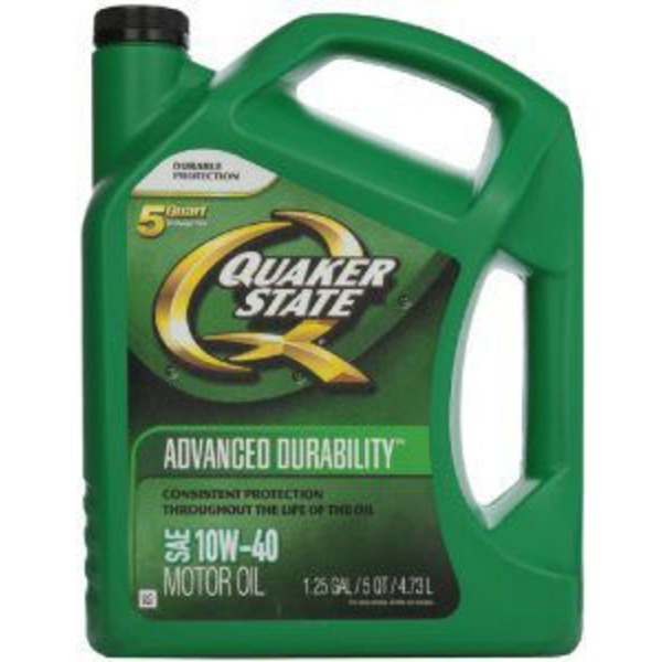 Quaker State Advanced Durability Sae 10 W 40 Motor Oil