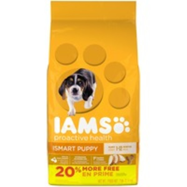 IAMS ProActive Health Dry Dog Food Smart Puppy