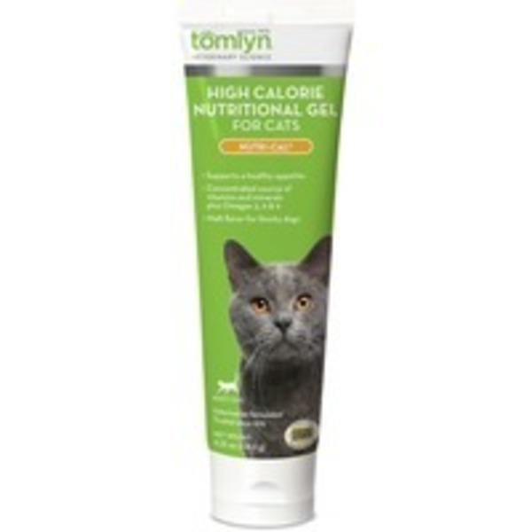 Tomlyn Products Nutri-Cal High Calorie Nutritional Gel For Cats