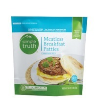 Simple Truth Meatless Breakfast Patties