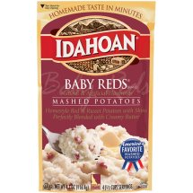 Idahoan Baby Reds Mashed Potatoes, 4.1 Oz