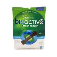 Fruitables Bioactive Medium Dental Chews