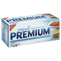 PREMIUM Crackers Saltine Original
