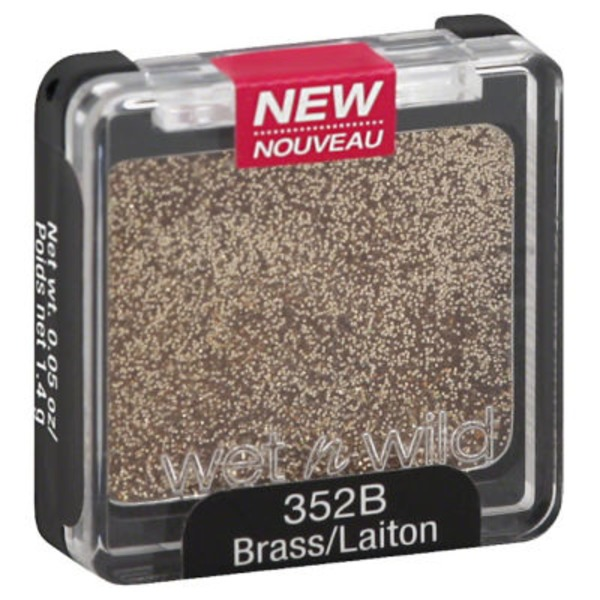 Wet n' Wild Coloricon Eyeshadow Single 352B Brass