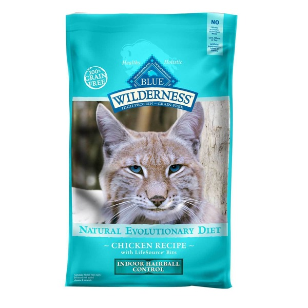 Blue Buffalo Dog Food, Dry, Natural Evolutionary Diet, Chicken, Adult, Bag