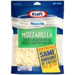 Kraft Shredded Mozzarella Cheese with Cream Cheese, 8 oz