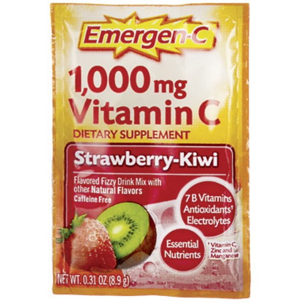Emergen-C Strawberry Kiwi Packet