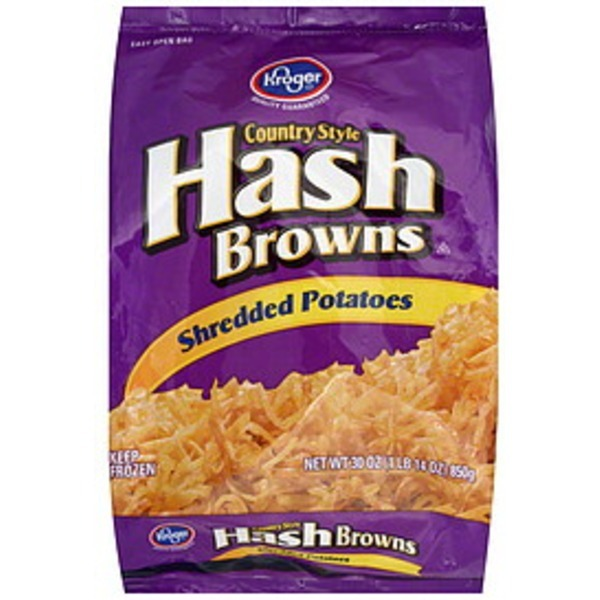 Kroger Hash Browns