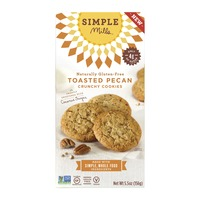 Simple Mills Toasted Pecan Crunchy Cookies