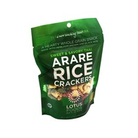 Lotus Foods Sweet And Savory Thai Rice Crackers