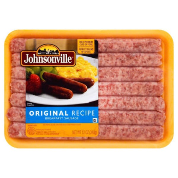 Johnsonville Breakfast Sausage Original