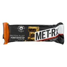 Met-Rx Protein Plus Peanut Butter Cup Protein Bar, 3.0 oz
