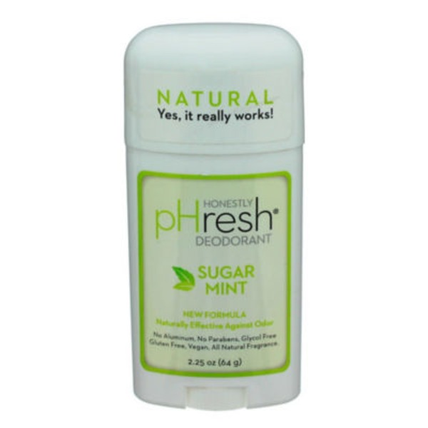 Honestly pHresh Sugar Mint Deodorant