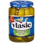 Vlasic Big Crunch Kosher Dill Spears, 24 fl oz