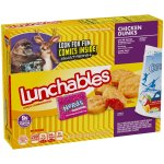 Lunchables Chicken Dunks Lunch Combinations 3.8 oz. Tray with Capri Sun® Fruit Punch 6.0 fl. oz. Pouch