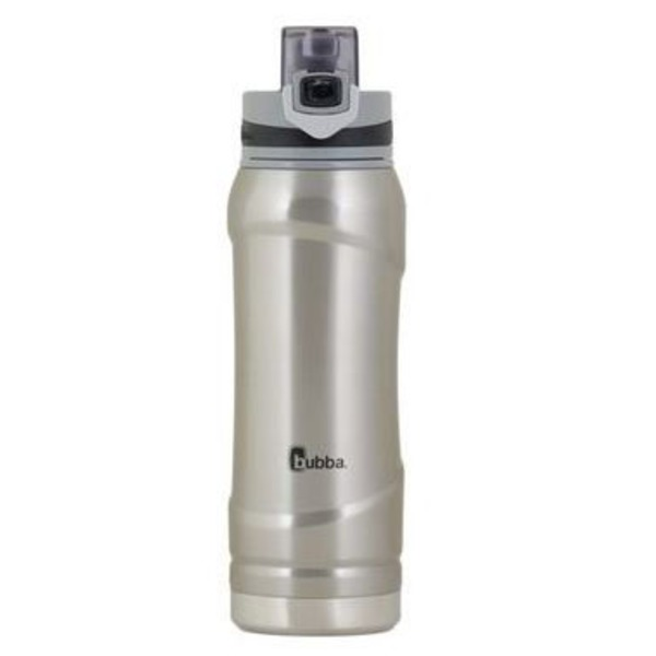 Bubba's Flo Stainless Steel Vacuum Insulated Water Bottle 24 Oz