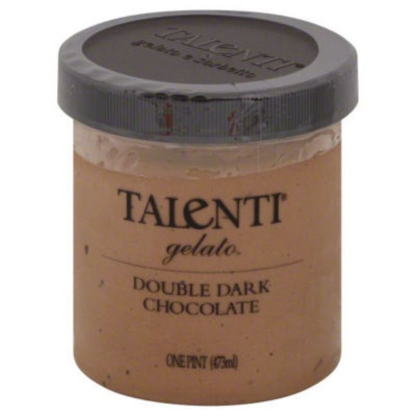 Talenti Double Dark Chocolate Gelato