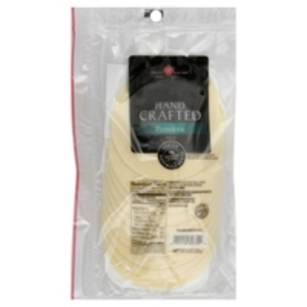 Kroger Private Selection Provolone Sliced Cheese