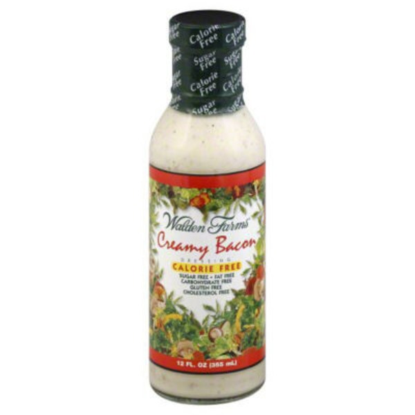 Walden Farms Calorie Free Dressing Creamy Bacon