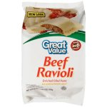 Great Value Beef Ravioli, 25 oz