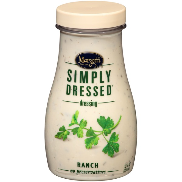Simply Dressed Ranch Dressing