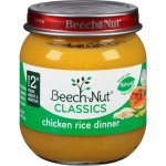 Beech-Nut Classics Chicken Rice Dinner Stage 2, 4.0 OZ